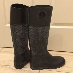 TORY BURCH Marion Rain Boots